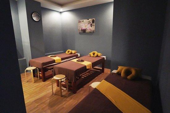 One Spa Da Nang: 마사지룸