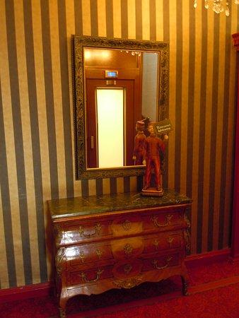 Decoration Couloir Premier Etage Picture Of Best Western