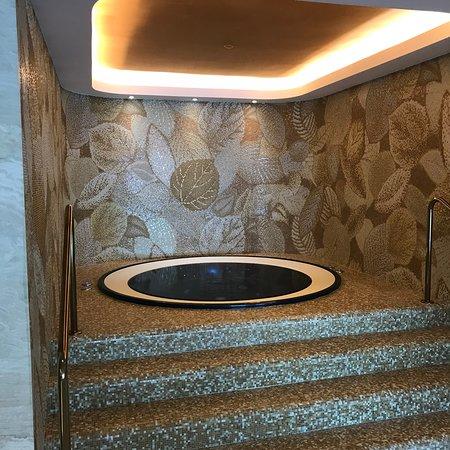 Lotte Hotel Samara: Джакузи