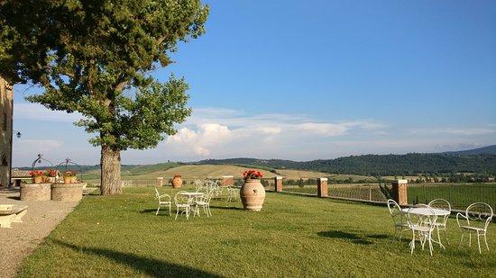 Agriturismo Casale Dello Sparviero: Jardin