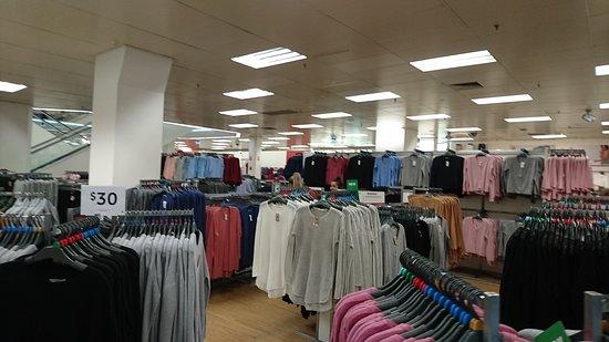 Target Centre Melbourne: 目標百貨公司貨品