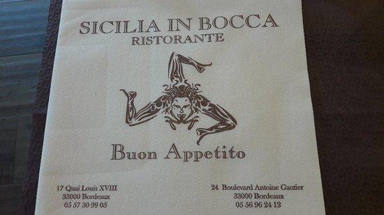 Bilde fra Sicilia in bocca