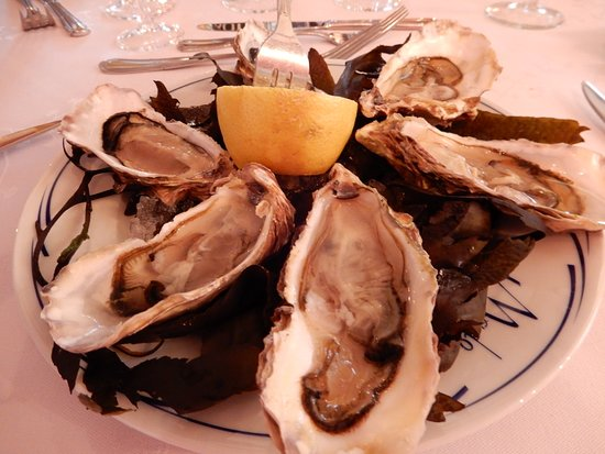 Mado: Oesters