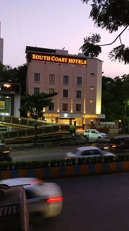 Value for money. The best hotel in the locality.