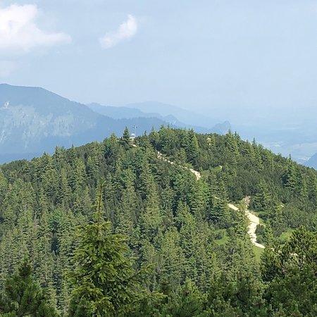 Bilde fra Wank Mountain