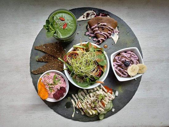 acai bowl malmö