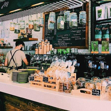 Bilde fra ML Espresso Bar