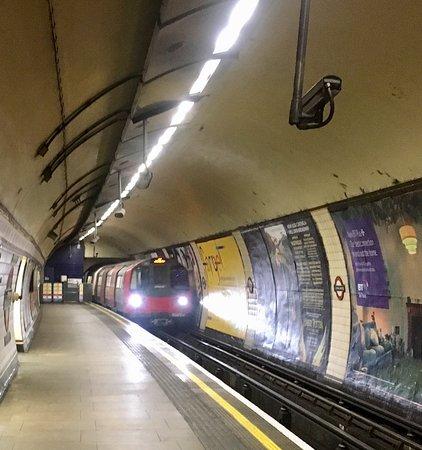 London Underground: Down the tube 🚈🚇