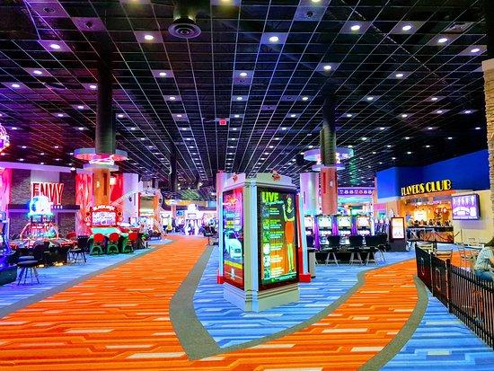 Route 66 Casino Hotel: The casino