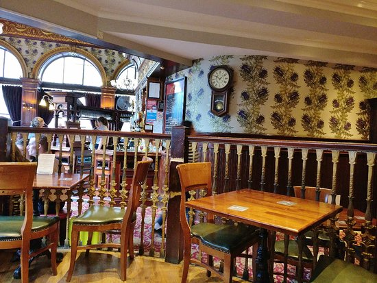 Бар Guildford Arms bar