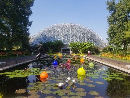 Missouri Botanical Garden: Impressive!