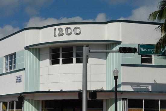 Art Deco Welcome Center: Cartoline da Miami, Florida, USA