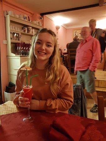 Bann  Thai Restaurant: My birthday cocktail!