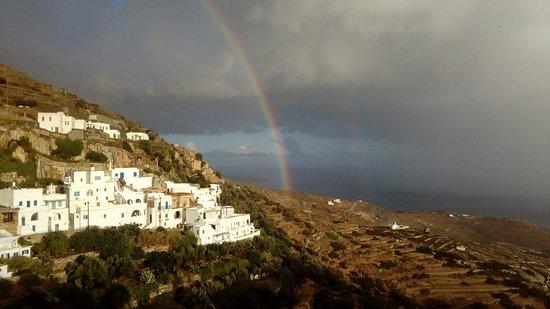 Kardiani, اليونان: Under the rainbow