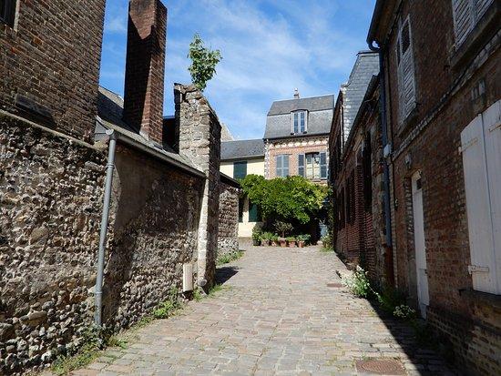 Tours et Remparts de Saint Valery sur Somme: Oude stad