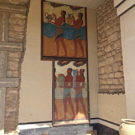 The Palace of Knossos照片