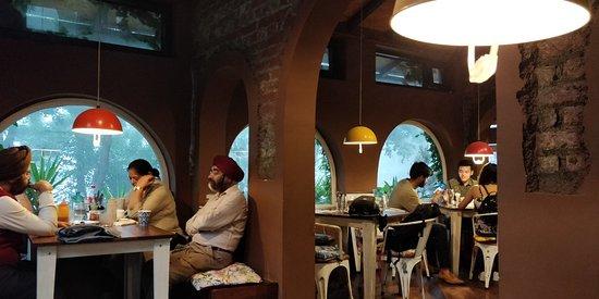 Bilde fra Cafe By The Lake