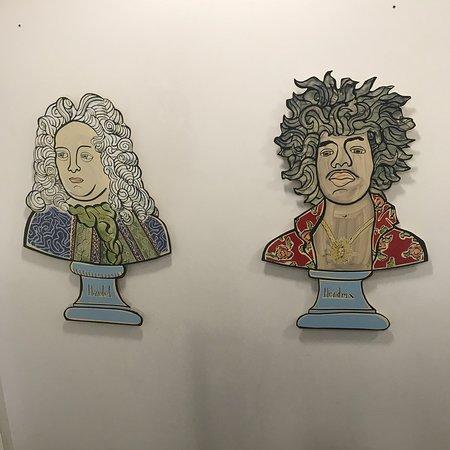 Фотография Handel & Hendrix in London