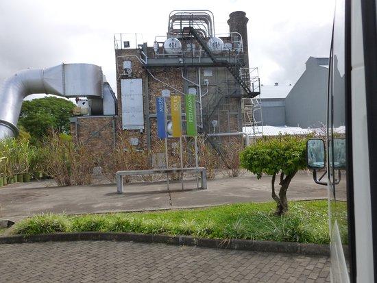 L'Aventure du Sucre: Sugar Museum exterior.