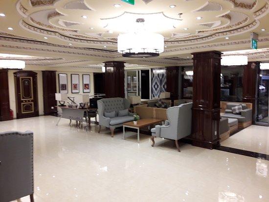 Atlas Hotel: Lobby