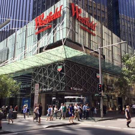 Central Business District: Sydney's CBD!
