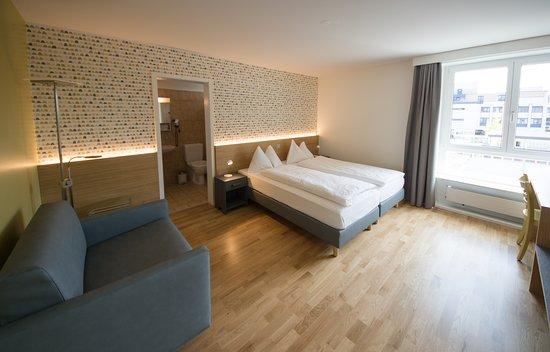 Eckstein: Doppelzimmer Comfort