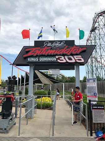 Kings Dominion: Awesome ride.
