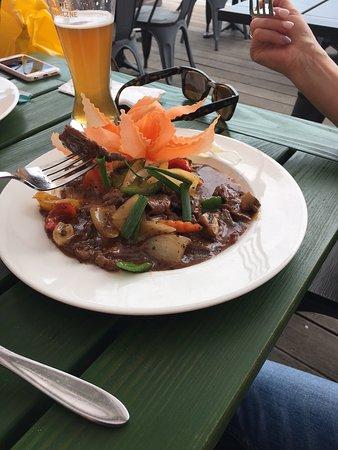 Hot Spoon: wołowina z woka