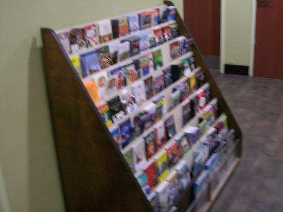 Hampton Inn & Suites Savannah - I-95 S - Gateway: Complimentary Brochures