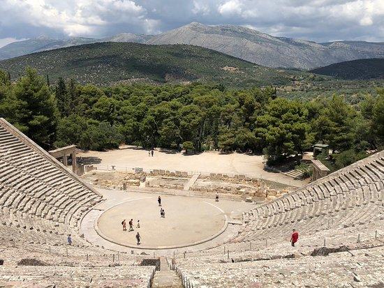 Exceptional Journey DMC: Ancient Epidaurus theatre