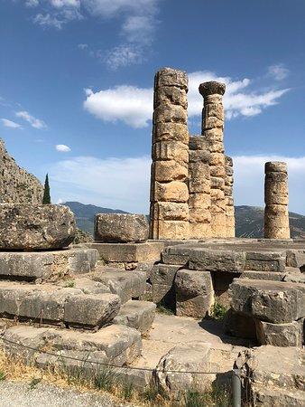 Exceptional Journey DMC: Delphi temple