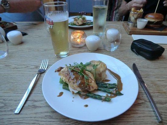 The Waun Wyllt Inn: Chicken Supreme +