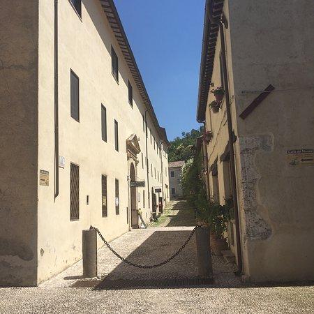 Bilde fra Abbazia di Farfa