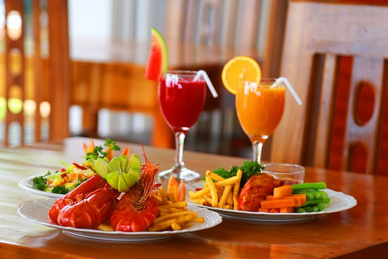 Giritale, Sri Lanka: Foods & Drinks