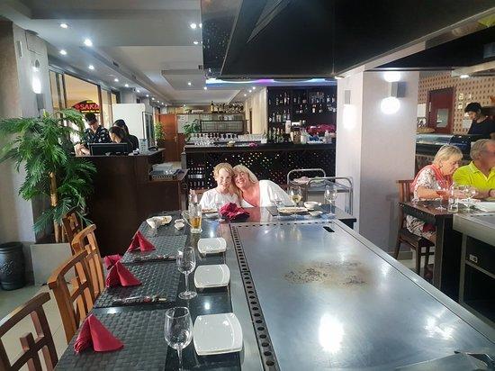 Restaurante Sakura照片