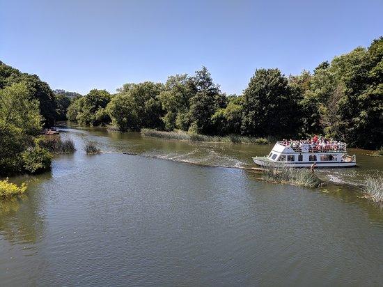 Pulteney Cruisers: Bathampton weir