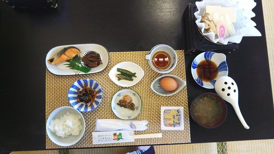Sun Onogami: 朝食