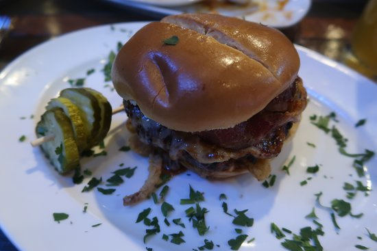 Burlington, Colorado: Another burger view