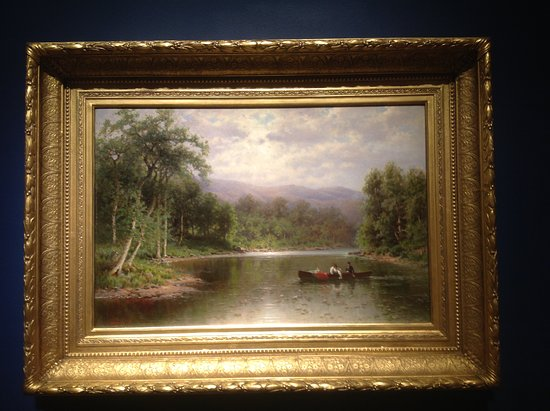 New Britain Museum of American Art: Landscape painting