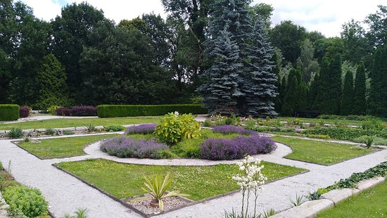 Poznan Botanical Gardens