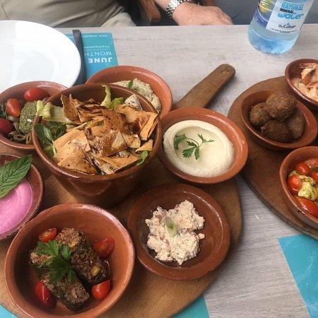 Outdoor Restaurant Φωτογραφία
