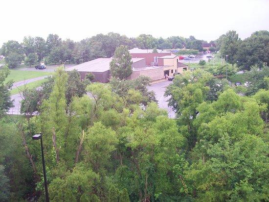 Hampton Inn & Suites Frederick-Fort Detrick: Room 526, View