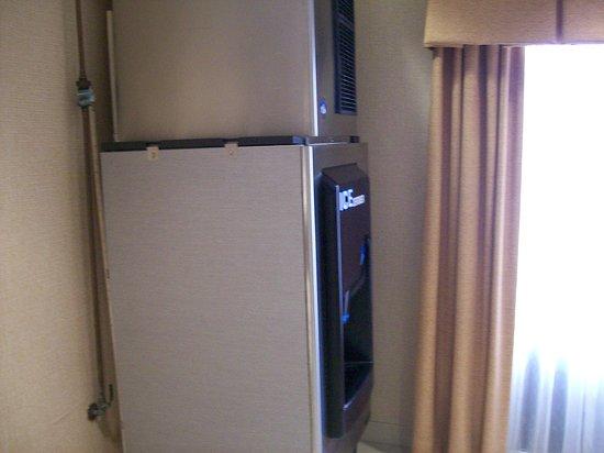 Hampton Inn & Suites Frederick-Fort Detrick: Ice Vending Machine