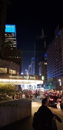 纽约喜来登酒店照片