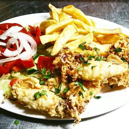 Special Kebab House: Special fresh cyprus food
