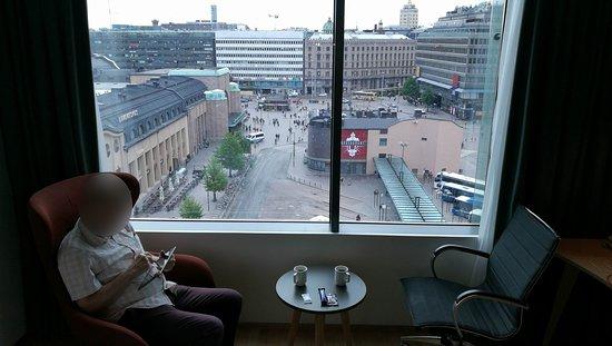 Holiday Inn Helsinki City Centre: Executive room #810