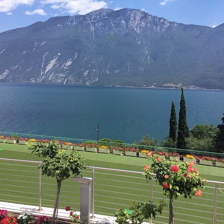 Hotel Garda Suite Limone Sul Garda Bs Italien