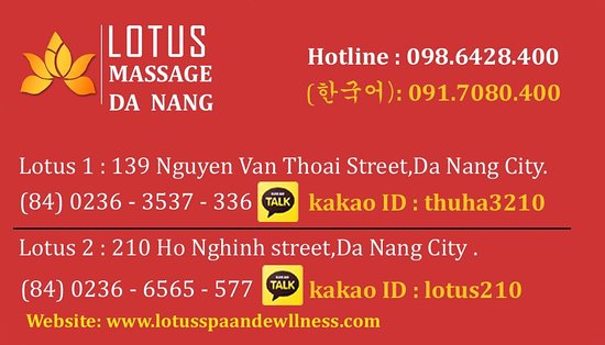 ‪Lotus Spa & Wellness Danang‬