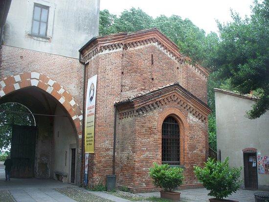 Abbazia di Chiaravalle: cappella delle donne