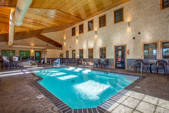The Village At Indian Point Resort: Indoor Pool
